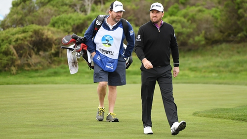 Graeme McDowell will be hoping for scores in the 60s over the weekend