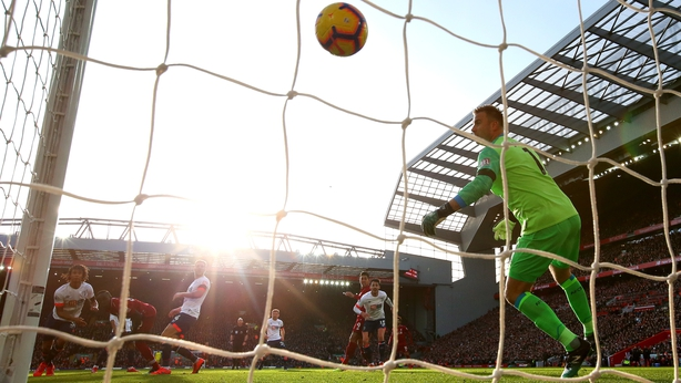 Liverpool rediscover their swagger to go back top