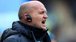 Scot head coach Gregor Townsend