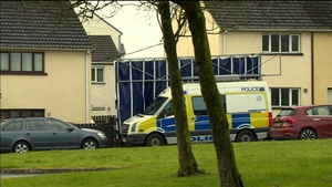 The PSNI said a man and a woman have been arrested