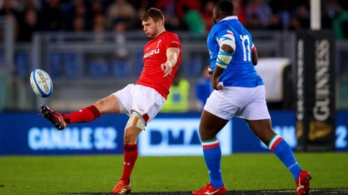The Biggar man: Dan was the man for Wales