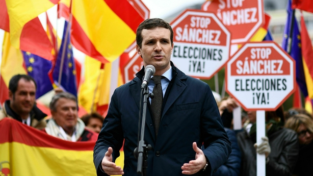 Spain: Conservatives, Populists Rally Against Pro-Open Borders Socialist Govt