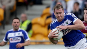 Donie Kingston was on target for Laois