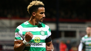 Scott Sinclair helped himself to a hat-trick