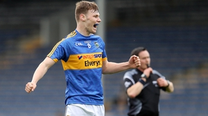 Tipperary's Liam Casey raised a vital green flag with five minutes left