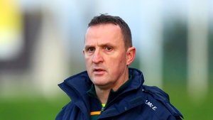 Meath manager McEntee was happy with how his side finished the game