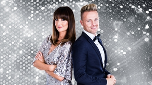 DWTS hosts Jennifer Zamparelli and Nicky Byrne