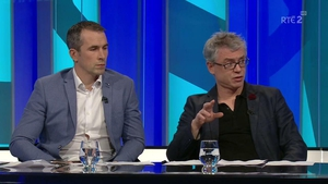 Dessie Dolan and Joe Brolly on Allianz League Sunday