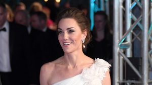 Kate Middleton at the BAFTAs