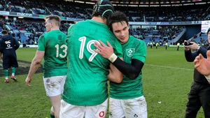 Jackman expects Joey Carbery to be one of the few personnel changes for the trip to Rome