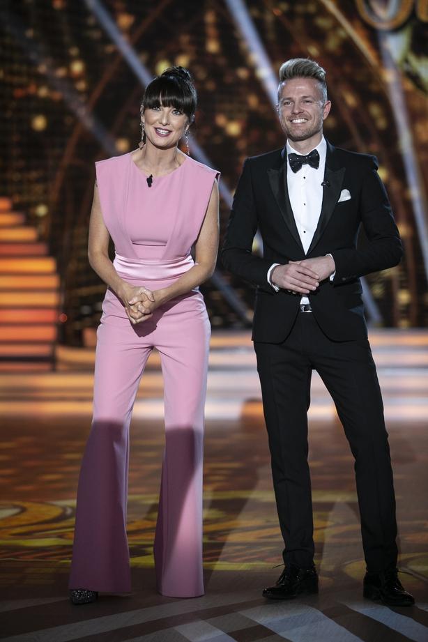 Jen and Nicky
