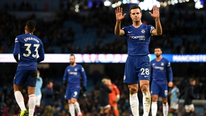 Chelsea crashed to their heaviest defeat since 1991 at the Etihad Stadium on Sunday