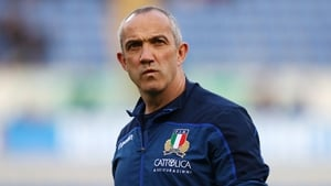 Conor O'Shea has been linked with a job in England