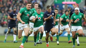 It was a far from vintage performance from Ireland