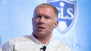 Paul Scholes takes over from Frankie Bunn at Oldham Athletic