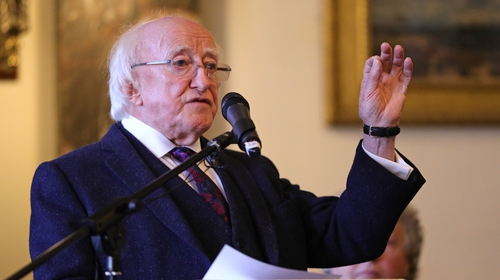 In his annual St Patrick's Day message President Michael D Higggins recalls the life and legacy of Ireland's patron saint