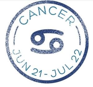 Cancer Jun 21 - Jul 22