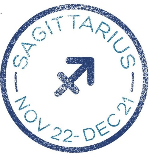 Sagittarius: November 23rd - December 21st