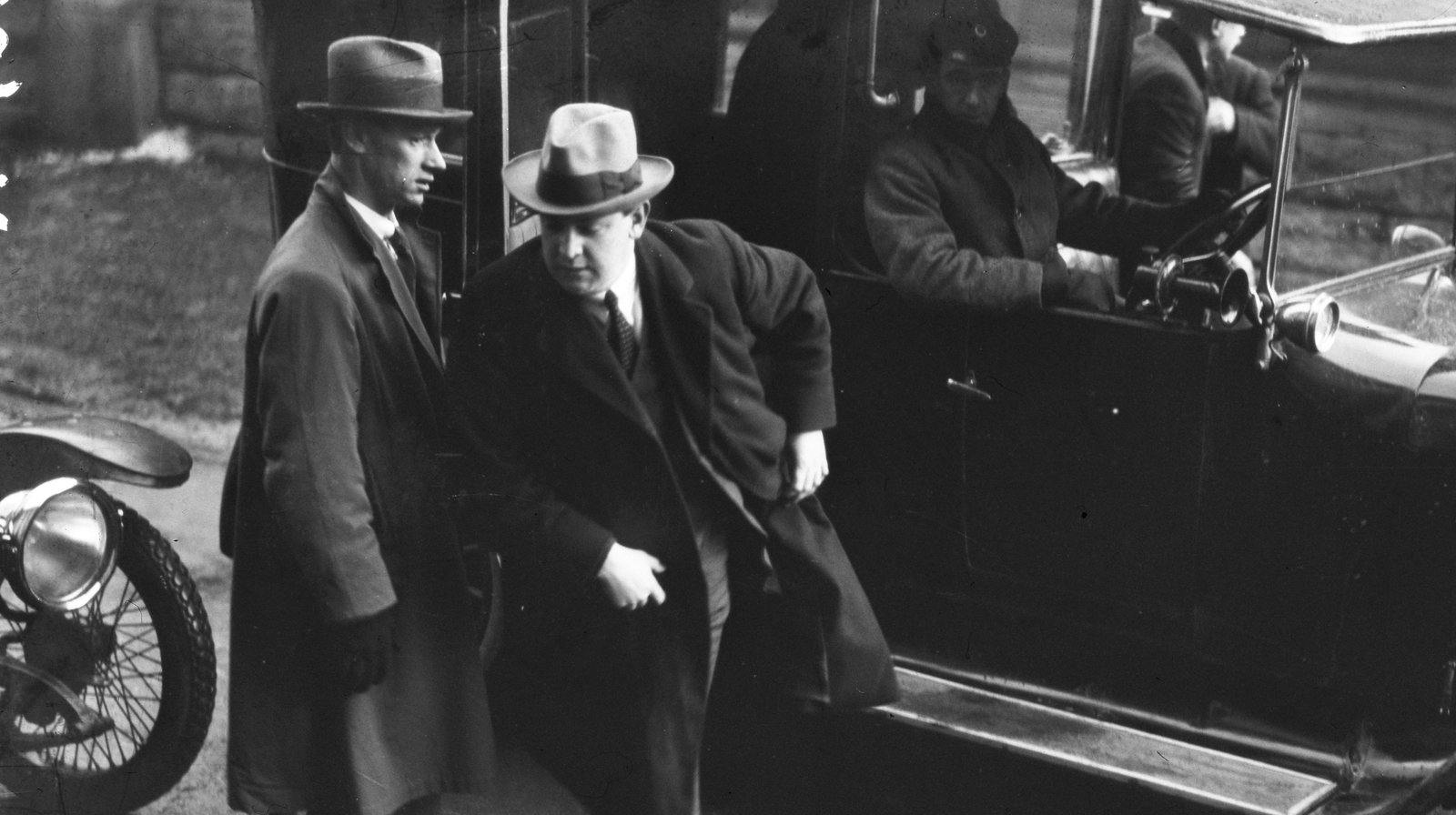 Image - Michael Collins had little faith in the future commission. Photo: Independent News And Media/Getty Images