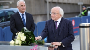 President Higgins acknowledged that the bombs had a very negative effect on the daily lives of Irish people living in Birmingham