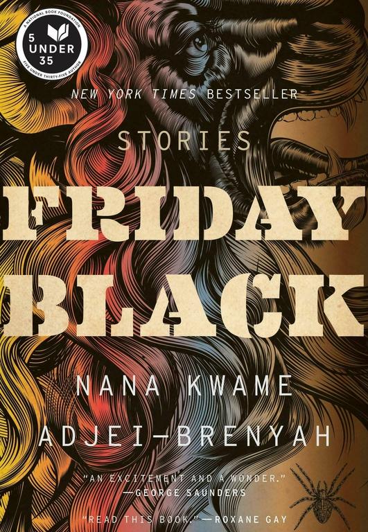 "Review:  ""Friday Black"" by Nana Kwame Adjei-Brenyah"