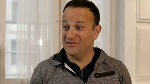 The Taoiseach appeared on Operation Transformation in February