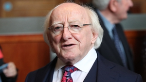 Michael D Higgins is due to address to the United Nations General Assembly later today
