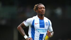 Brighton's Gaetan Bong was targeted with racist abuse at a recent game against Burnley
