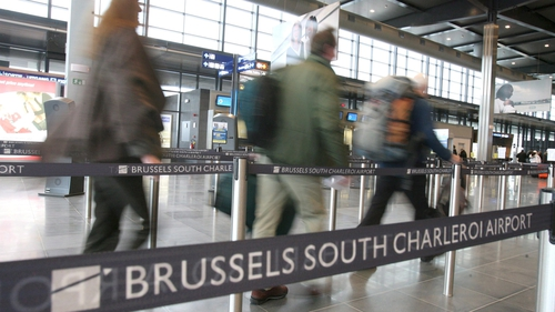Economic Activities Grounded In Belgium Over Strike