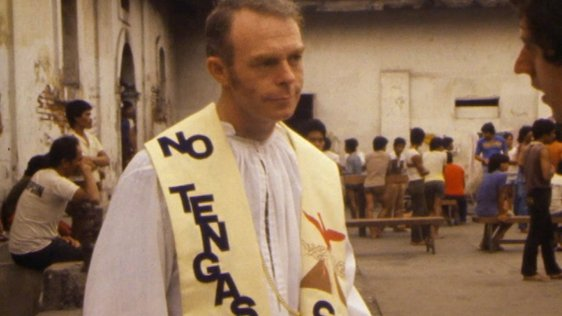 Fr Niall O'Brien in Philippine Prison (1984)