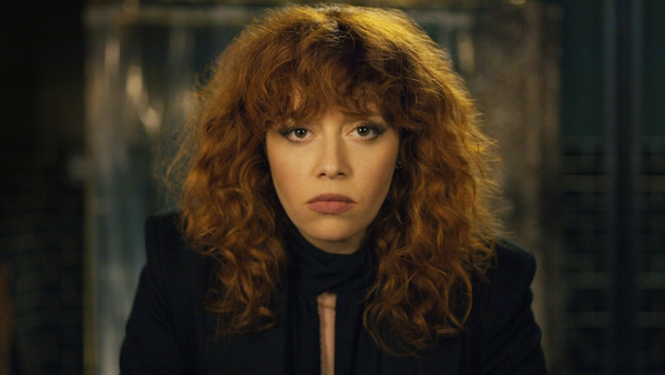 Natasha Lyonne as Nadia in Russian Doll