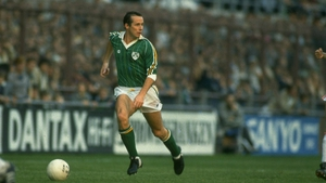 In his prime, Liam Brady was considered one of the top players throughout Europe, starring in Italy for Juventus, Inter Milan and Sampdoria