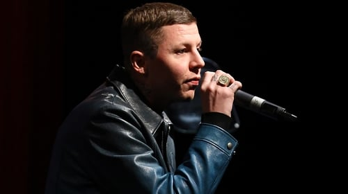 Professor Green cancels tour after fracturing neck while suffering seizure