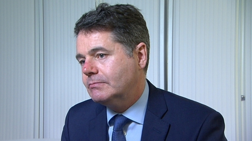 Paschal Donohoe said Ireland would be one of the biggest losers following a hard Brexit