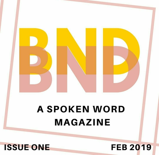 """BND"", a new spoken-word magazine to the Irish market"