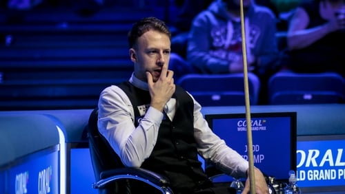 Ali Carter made Jack Lisowski pay for his errors