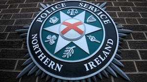 The PSNI said two men were arrested following the search operation