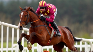 Monalee was beaten seven lengths when second to Presenting Percy in the RSA Chase last season