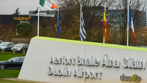 The accident happened at Dublin Airport in 2017