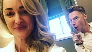 Ronan Keating posts cute Valentine's message to wife Stormy, image via Instagram