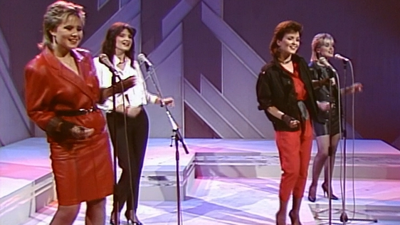 Girl Group The Nolans