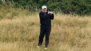 Donald Trump is an avid golfer