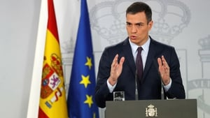 Pedro Sanchez said Spain needs to keep advancing