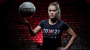 Mayo footballer Sarah Rowe is backing the 20x20 initiative