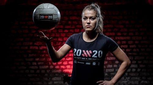 Mayo footballer Sarah Rowe is backing the 20x20 initiative