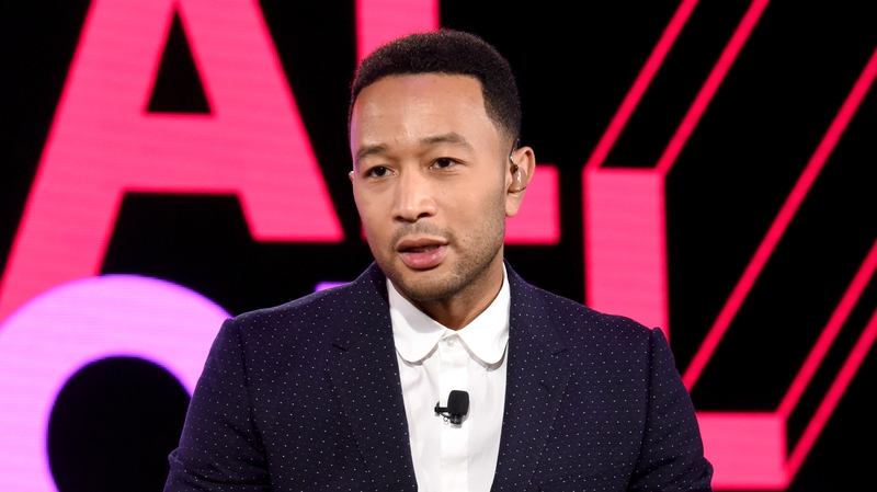 Singer John Legend defends 'virtue signalling'