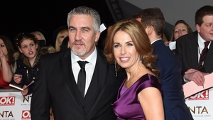 Paul Hollywood with his ex-wife Alexandra