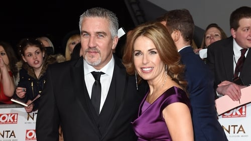 Paul Hollywood was married to Alex for nearly 20 years