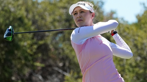 Golfer Korda shuts out family success