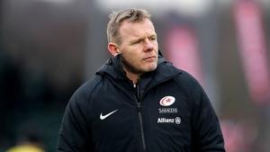 Saracens coach Mark McCall bullish about his squad depth
